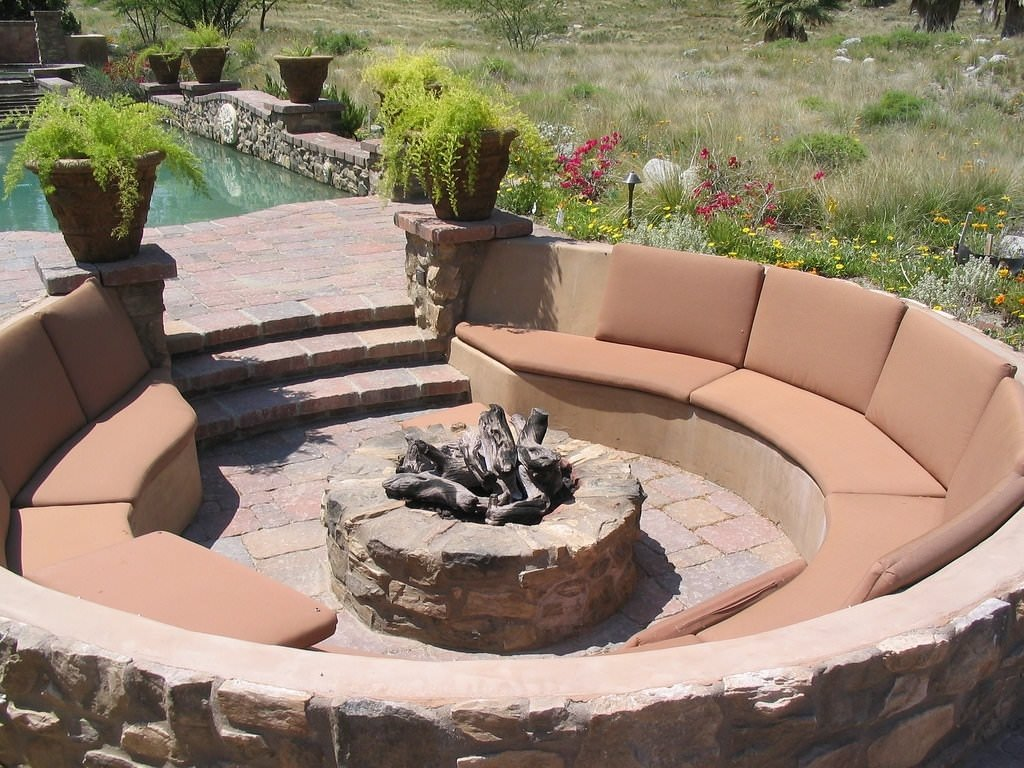 10 Fashionable Homemade Outdoor Fire Pit Ideas homemade outdoor fire pit ideas outdoor designs 2021