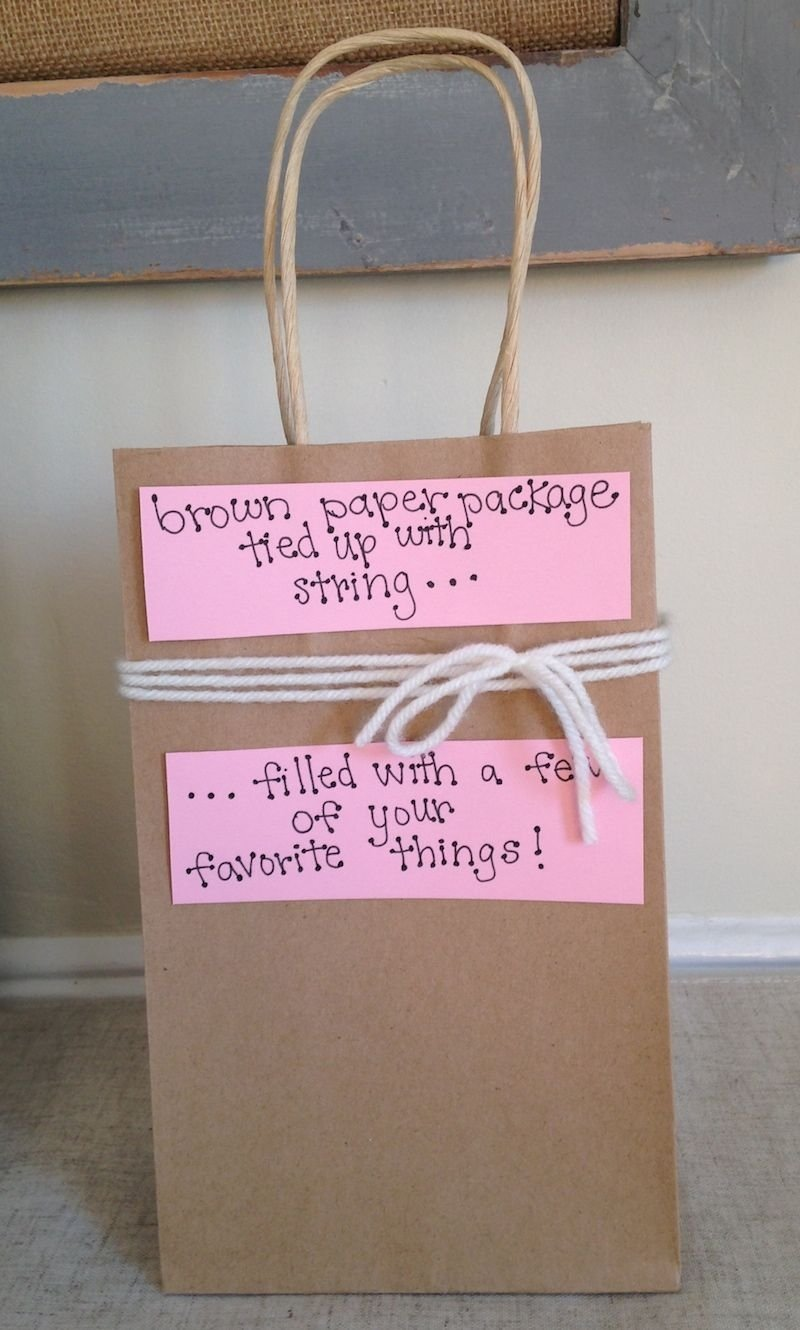 10 Perfect Valentines Day Gift Ideas For Her homemade valentines day gift bag idea for him the newlyweds