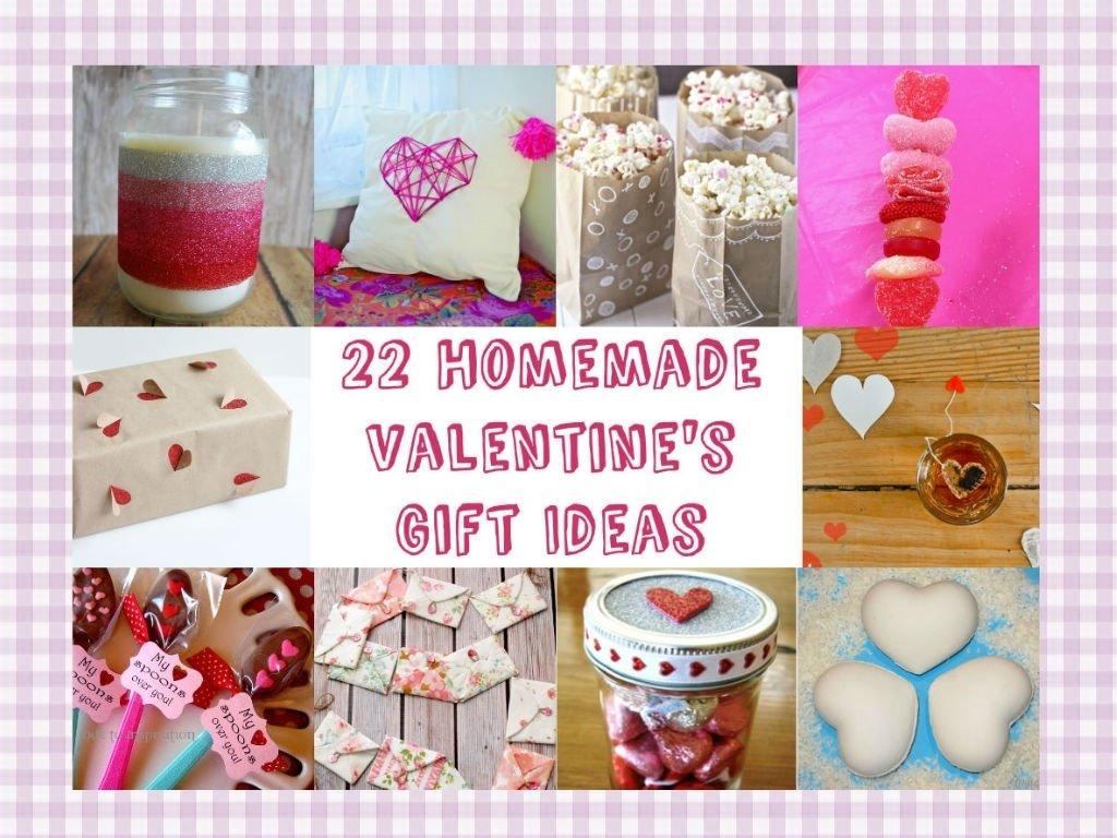 10 Stunning Homemade Valentines Day Ideas Him homemade valentines gift ideas 2020