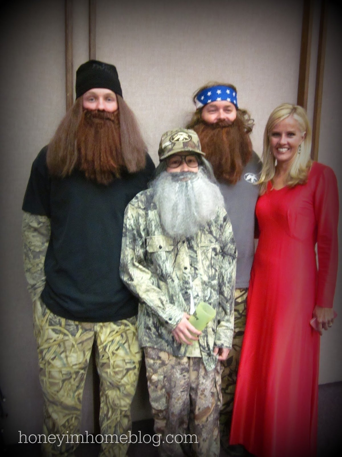 10 Stylish Duck Dynasty Halloween Costume Ideas honey im home great costume ideas just in time  sc 1 st  Unique Ideas 2018 & 10 Stylish Duck Dynasty Halloween Costume Ideas
