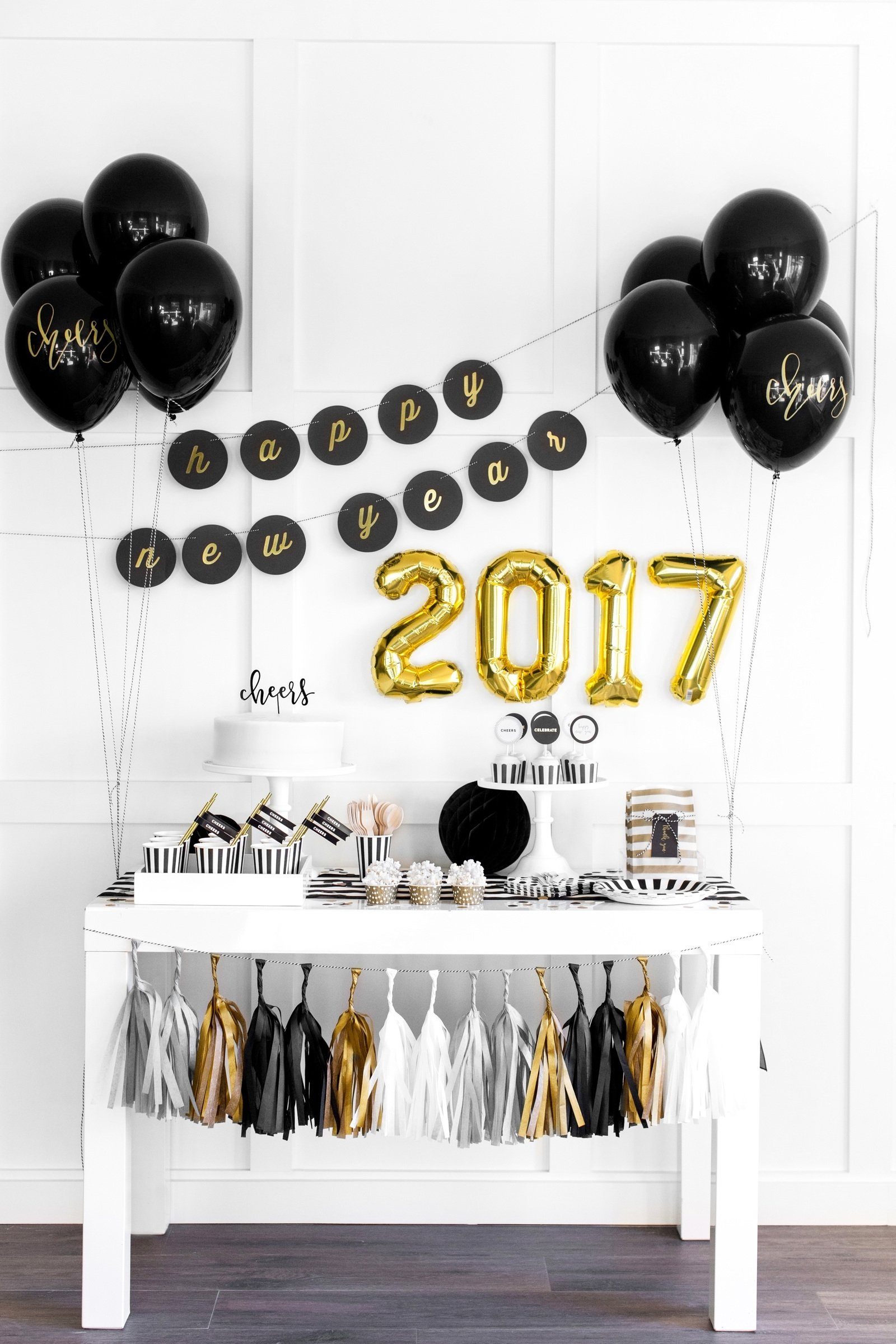 10 Unique Party Ideas For New Years Eve host a fabulous new years eve party the tomkat studio blog