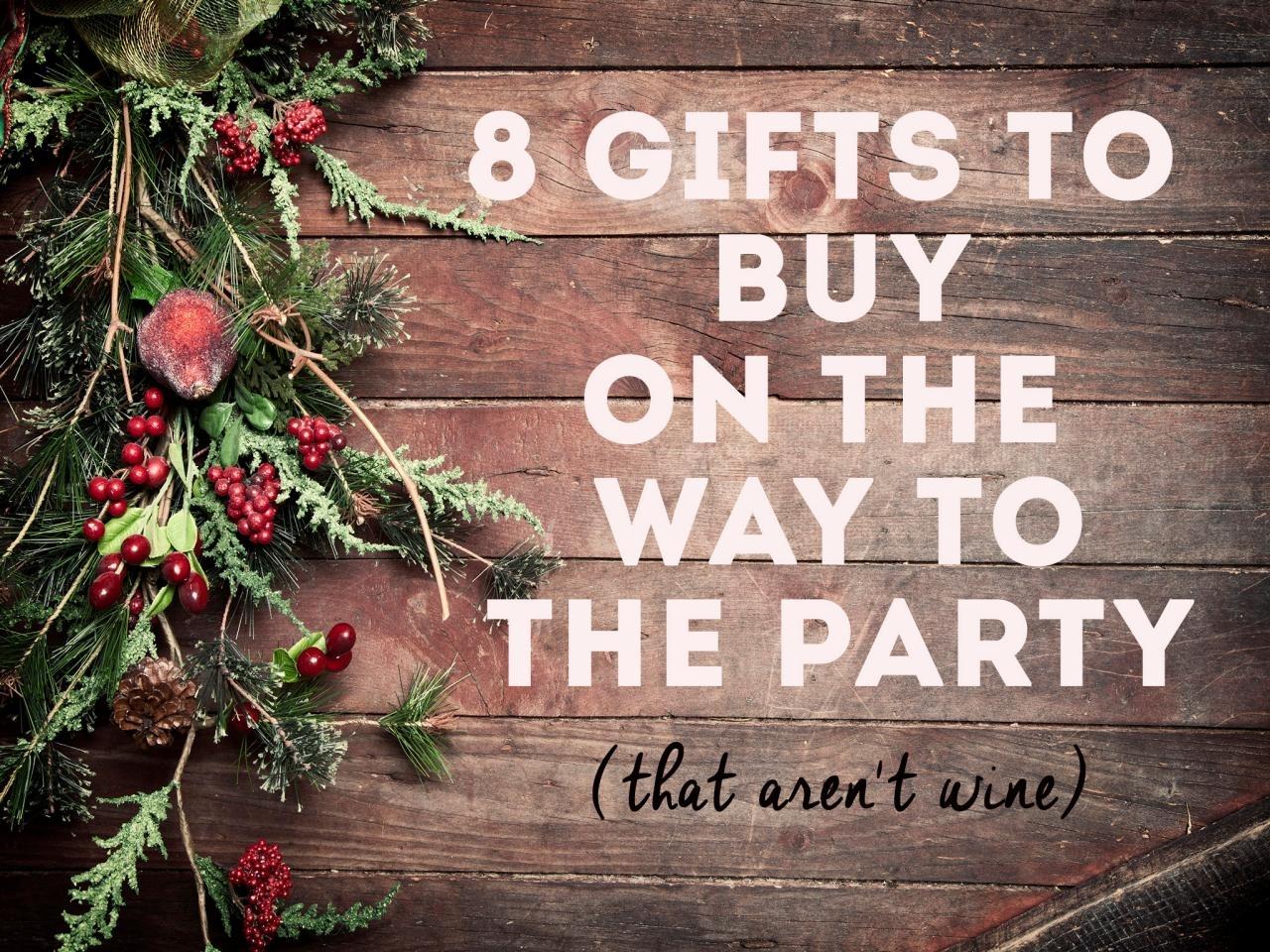 10 Stylish Christmas Party Hostess Gift Ideas %name
