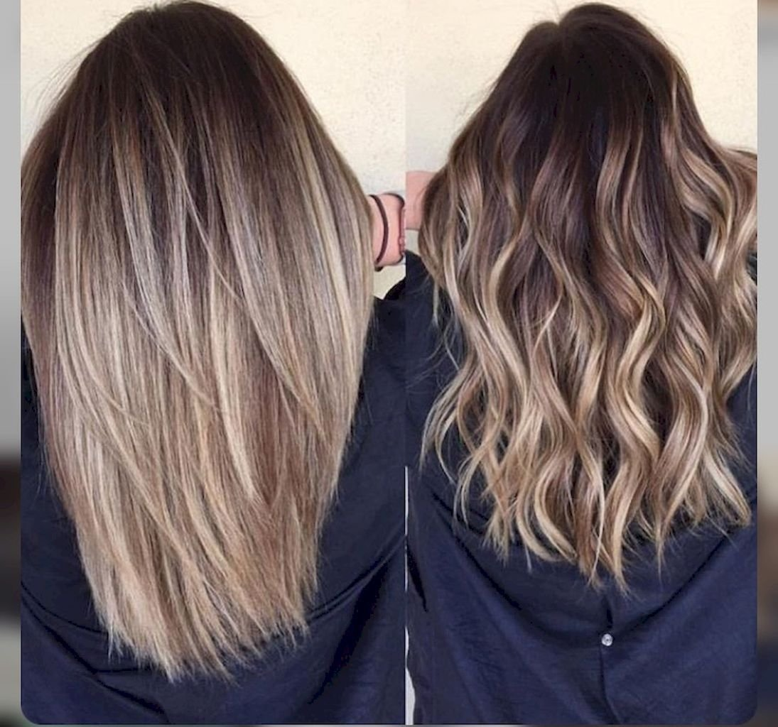 10 Ideal Hair Coloring Ideas For Long Hair hottest balayage hair color ideas for brunettes 69 coiffures 2 2020