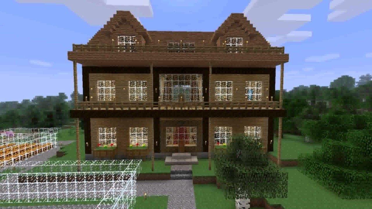 10 Most Popular House Ideas For Minecraft Pe house ideas minecraft pe apk youtube 2021