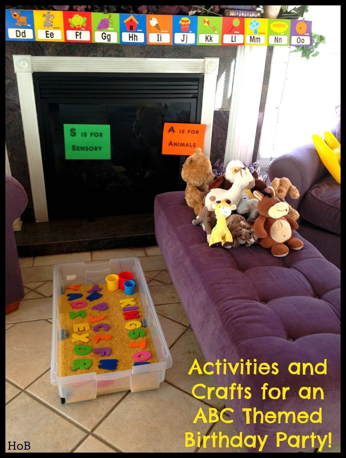 10 Wonderful 1St Birthday Party Game Ideas house of burke kingstons abc 1st birthday party part 3 2020