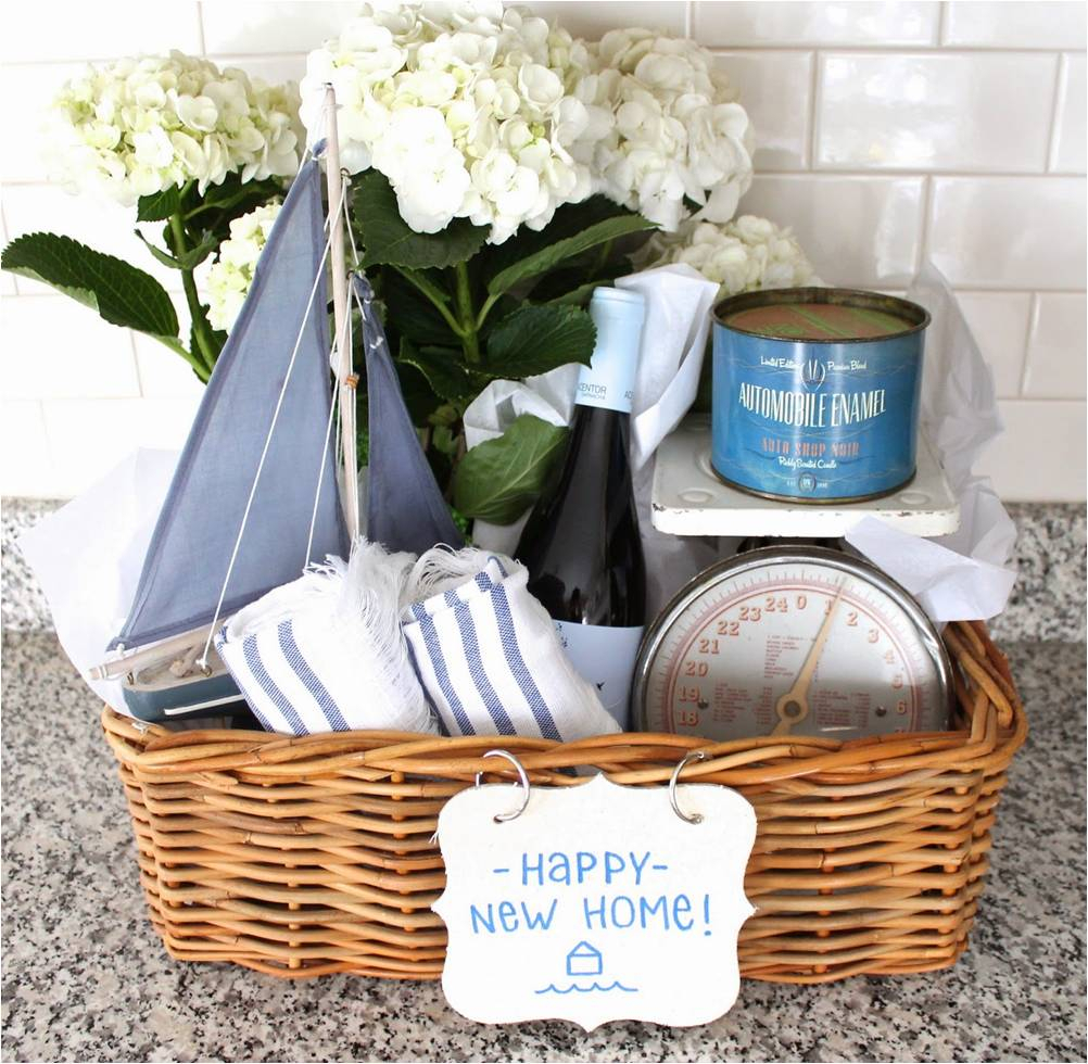 10 Lovely Housewarming Gift Ideas For Women housewarming basket ideas any homeowner would want 4 2020
