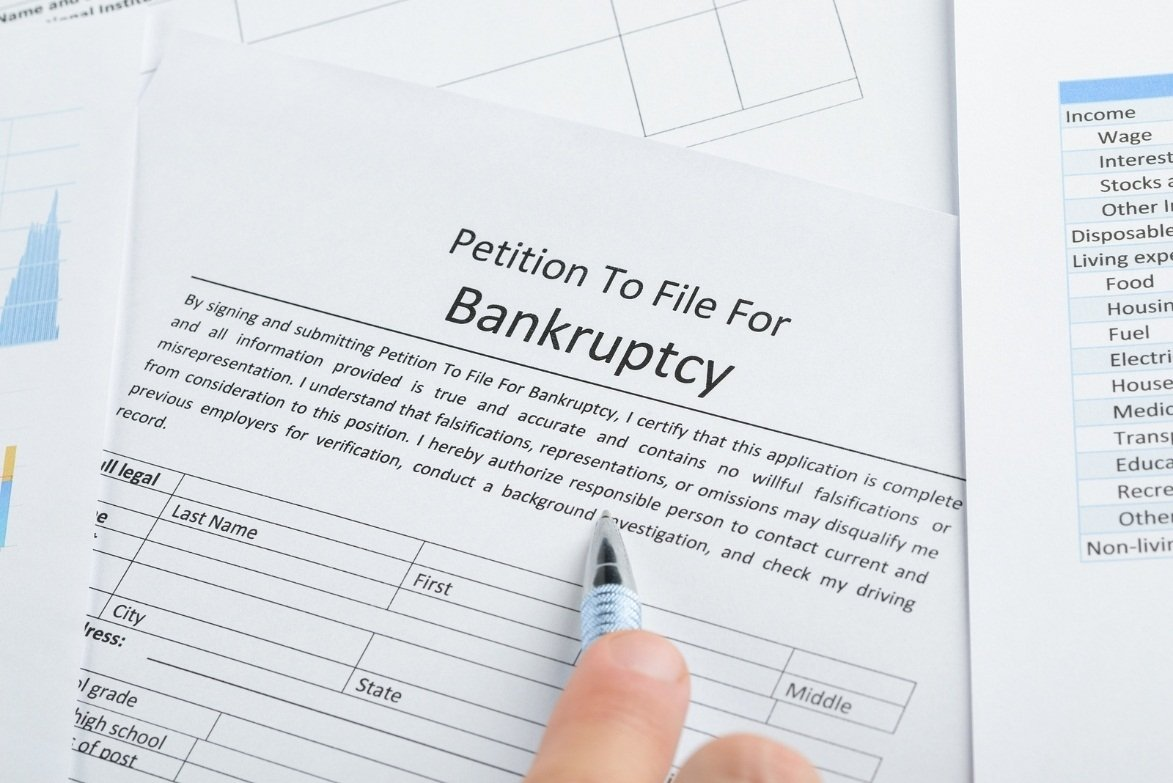 how chapter 7 bankruptcy can help businesses solve their debt problem