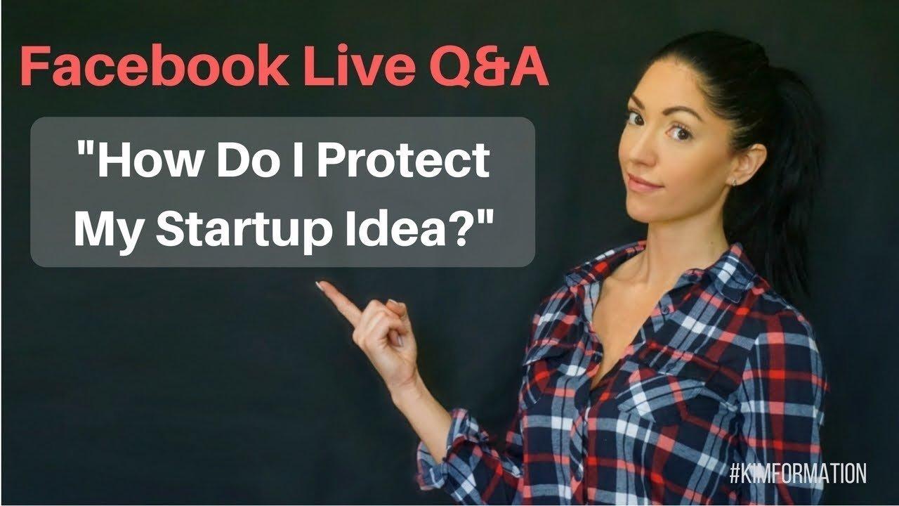 10 Lovely How Do I Protect My Idea how do i protect my startup idea youtube 2020