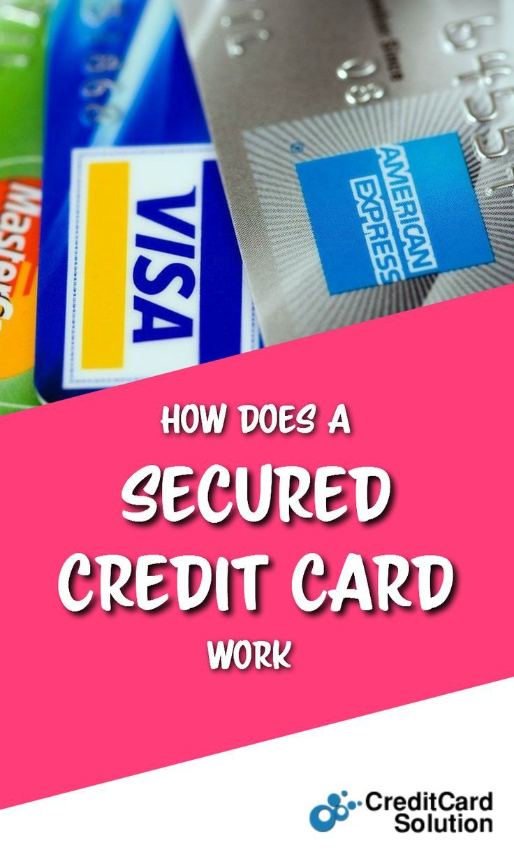 how does a secured credit card work | credit card bad credit no fee