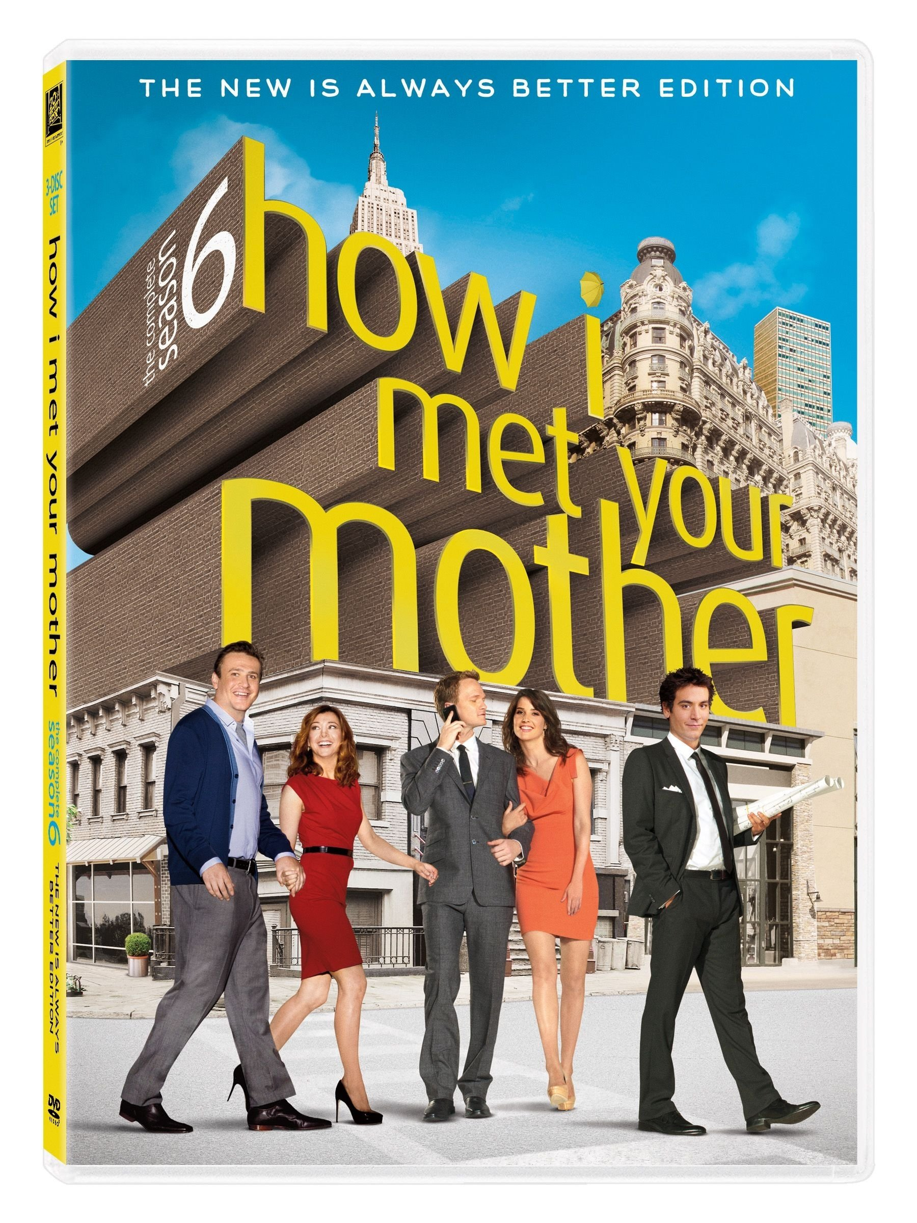 10 Lovely How I Met Your Mother Gift Ideas how i met your mother cast season 6 how i met your mother 2021