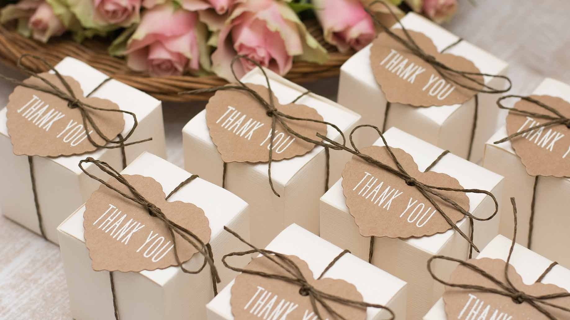 10 Ideal Wedding Gifts For Guests Ideas how much do wedding favors cost ideas prices