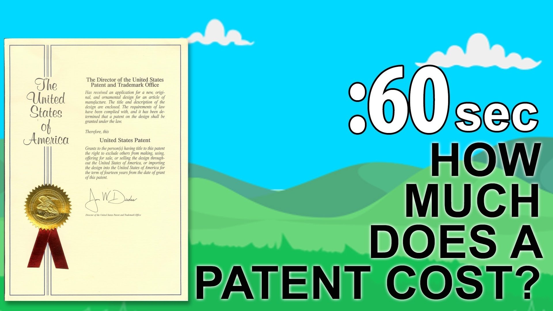 10 Spectacular How To Patent An Idea In Usa how much does a patent cost youtube 2