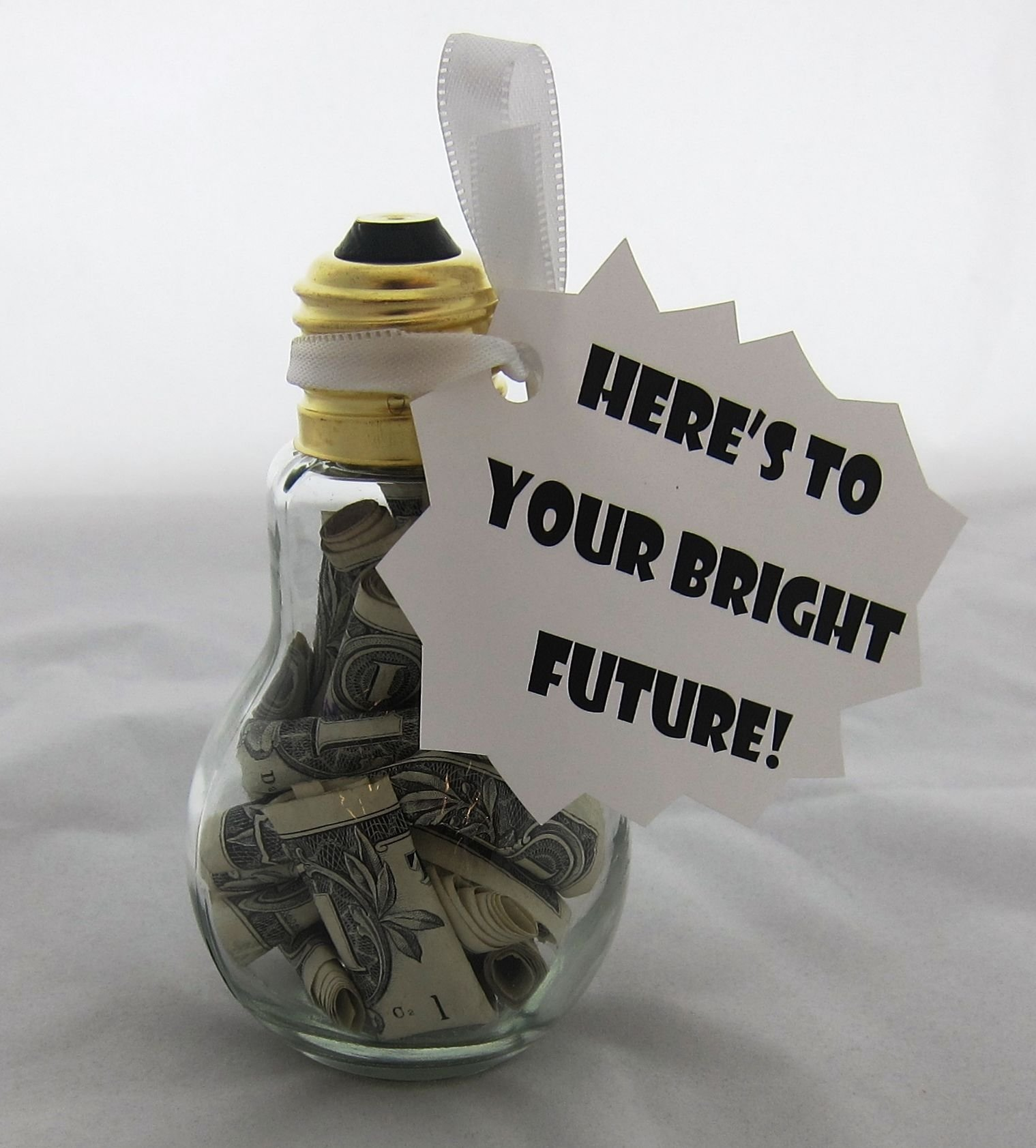10 Attractive Graduation Gifts Ideas For Her how punny are these 5 crafty ways to give cash gifts grad gifts 2020