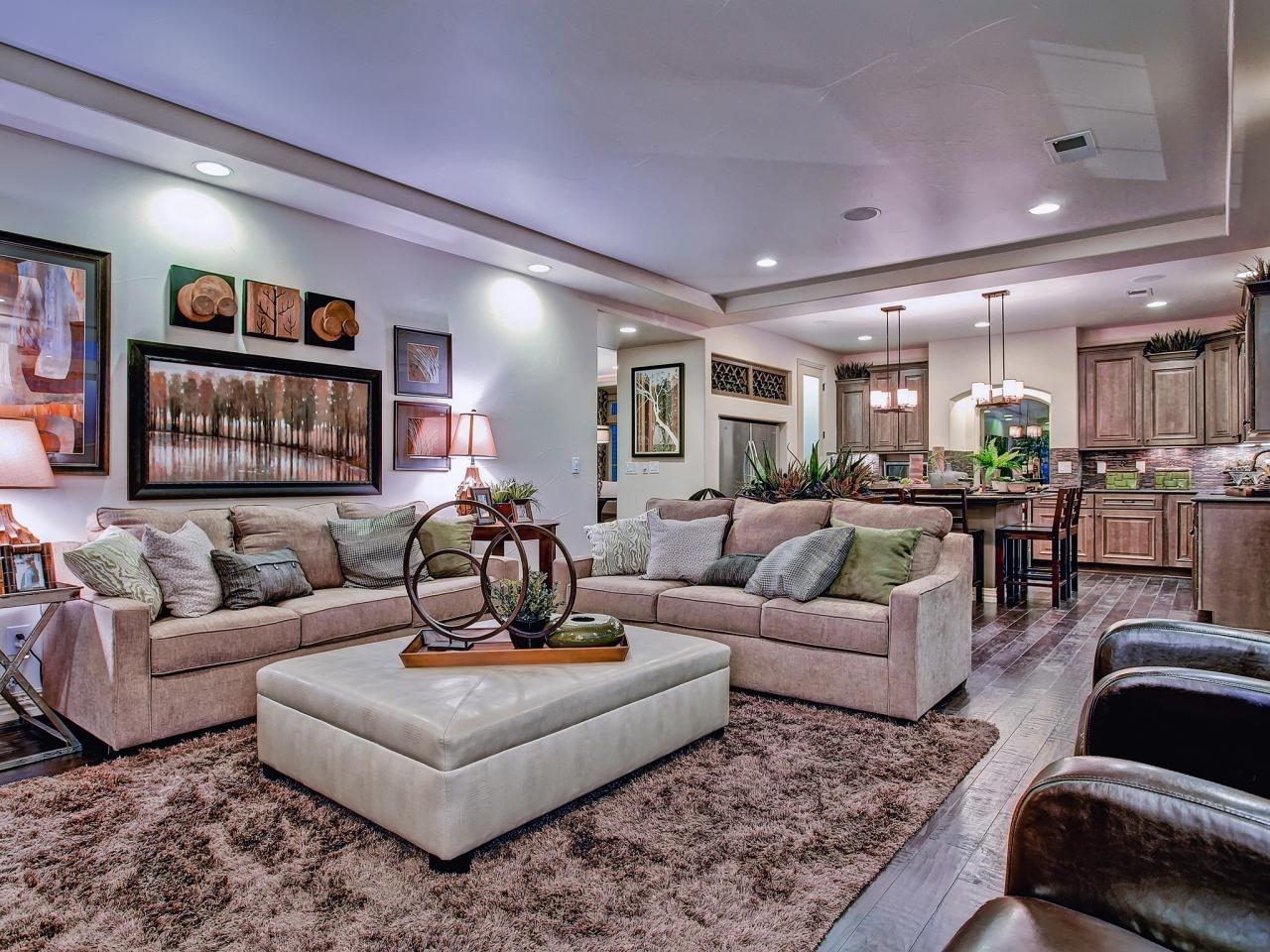 10 Elegant Large Living Room Design Ideas %name 2021