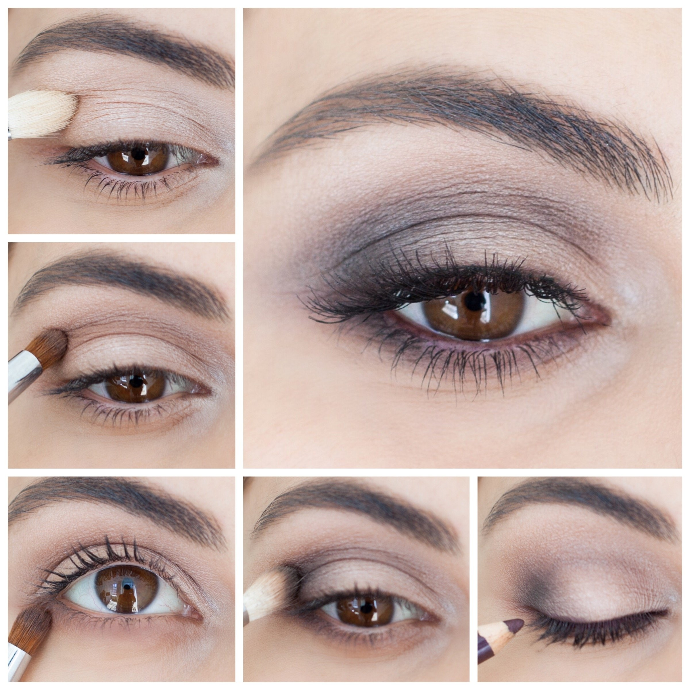 10 Unique Eyeliner Ideas For Brown Eyes how to brown smokey eye simply sona 2 2020