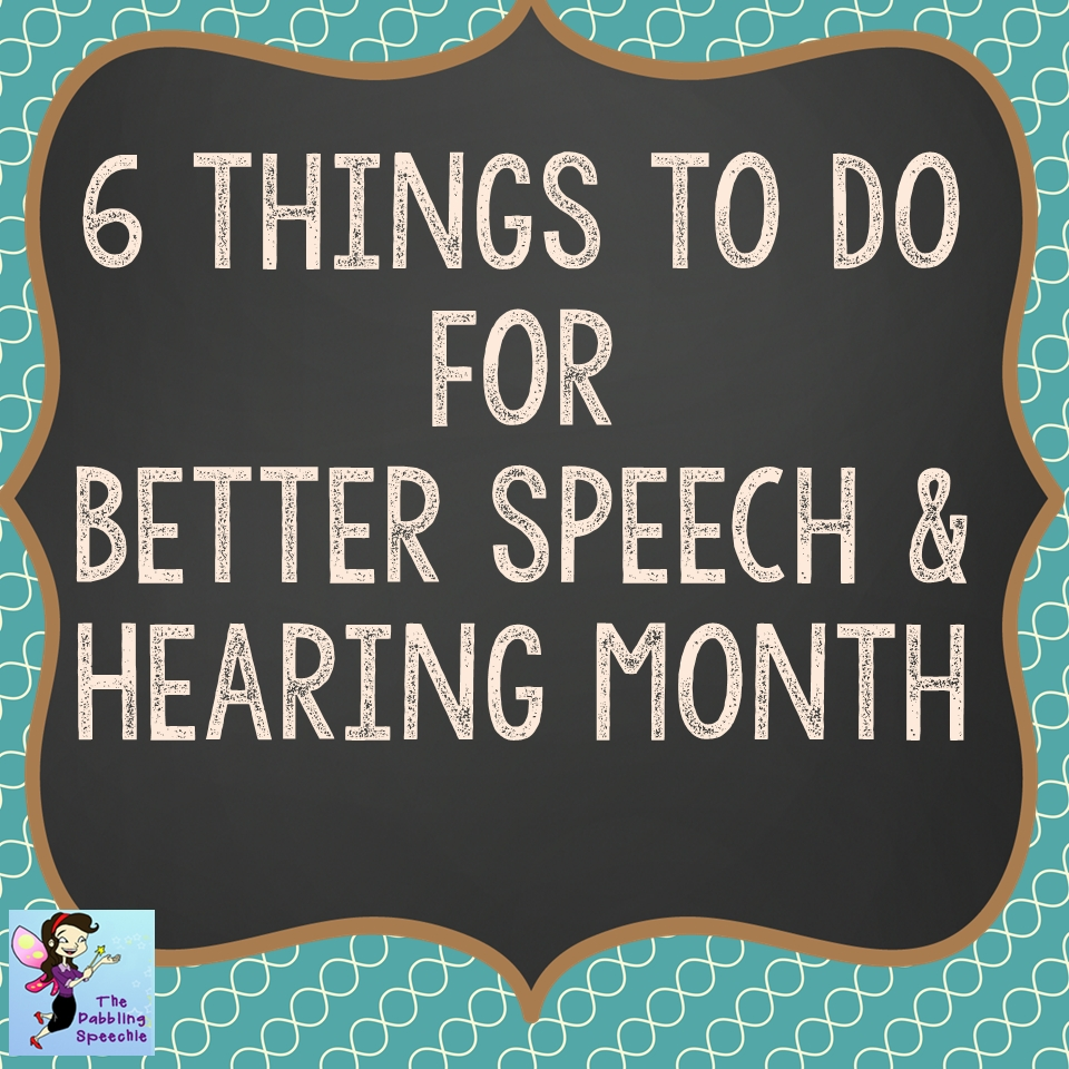 10 Beautiful Better Speech And Hearing Month Ideas how to celebrate better speech and hearing month kids learning 2021