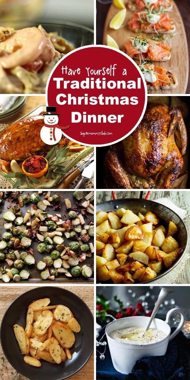 10 Cute Traditional Christmas Dinner Menu Ideas how to cook a traditional christmas dinner menu youll want to stuff 2021