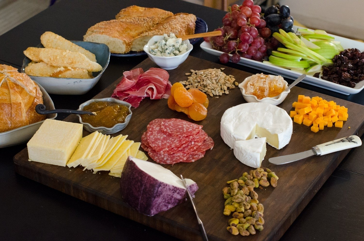 10 Unique Meat And Cheese Platter Ideas how to curate a cheese plate chef sarah elizabeth 2021