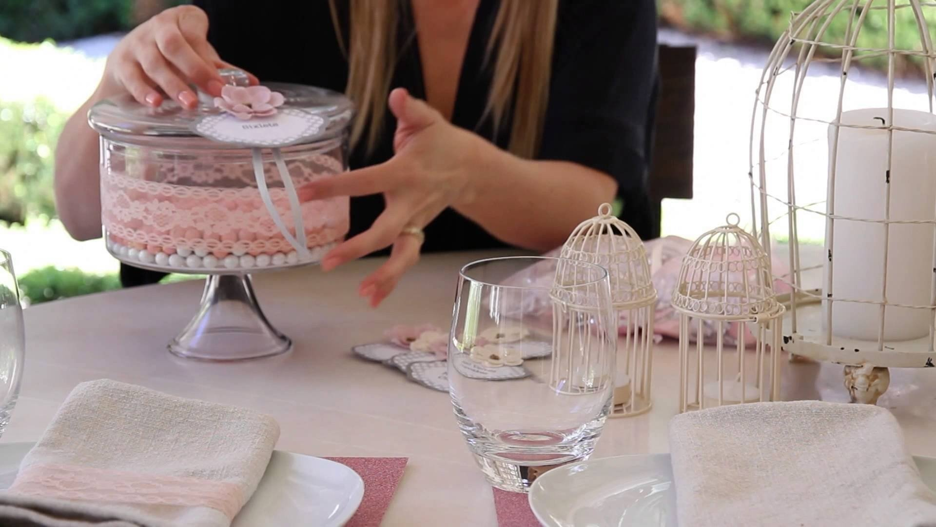 10 Unique Baby Shower Girl Decoration Ideas how to decorate a pink elegant baby shower crafting ideas youtube 2021