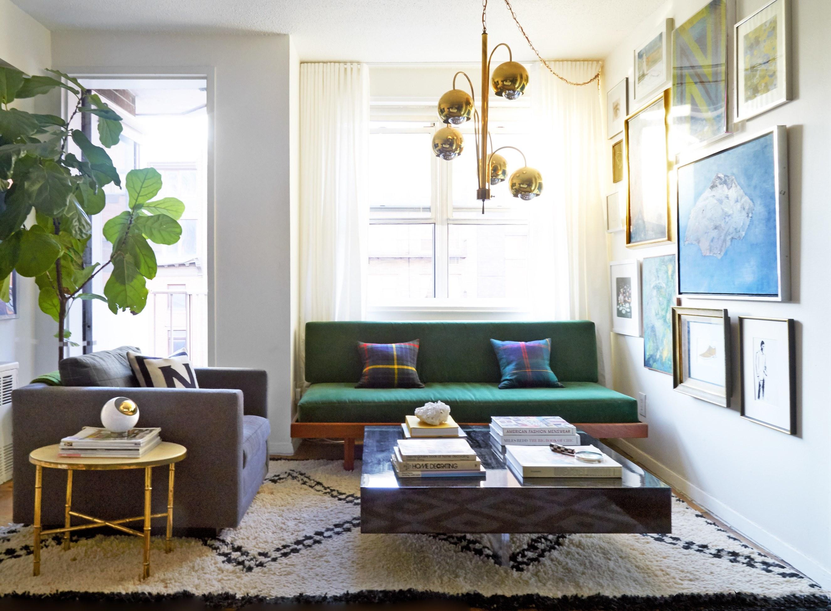 10 Fantastic Decorating Ideas For Studio Apartment how to decorate a studio apartment tips for studio living decor 2020