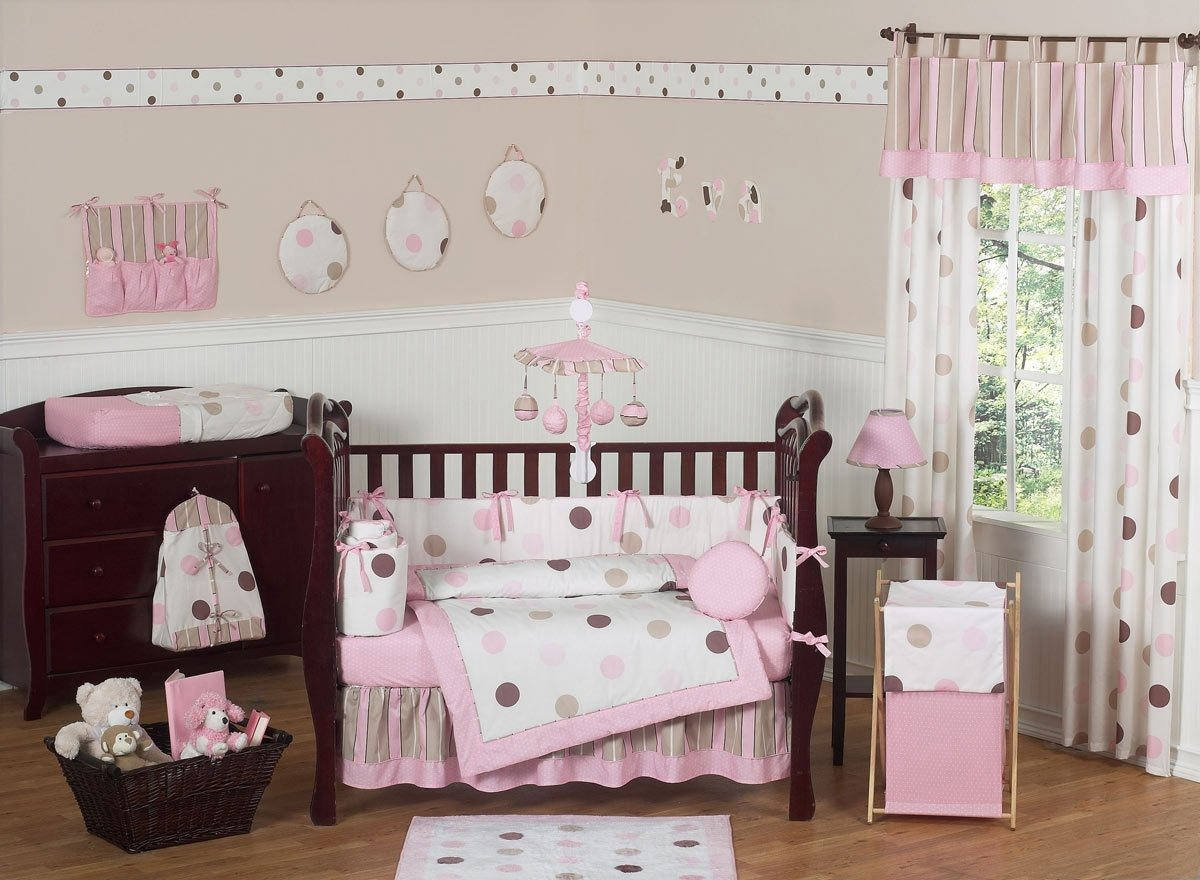 10 Ideal Baby Room Ideas For Girl how to decorate babies and moms heaven baby girl nursery ideas for 1