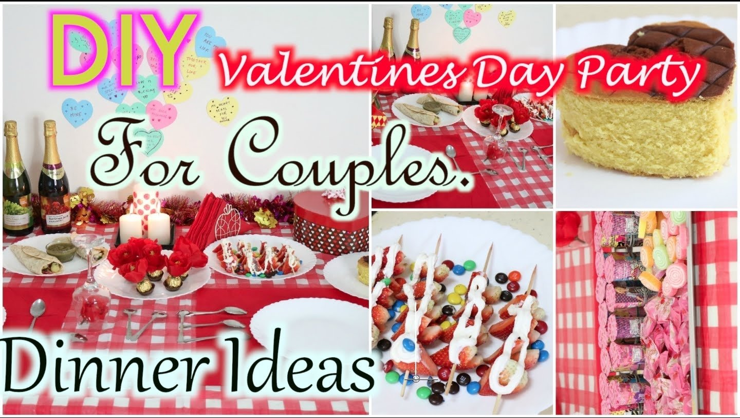 10 Unique Valentine Day Party Ideas For Adults how to decorate for valentines day party food treat