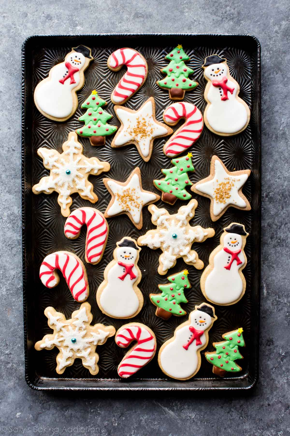 10 Amazing Easy Sugar Cookie Decorating Ideas how to decorate sugar cookies sallys baking addiction 2021