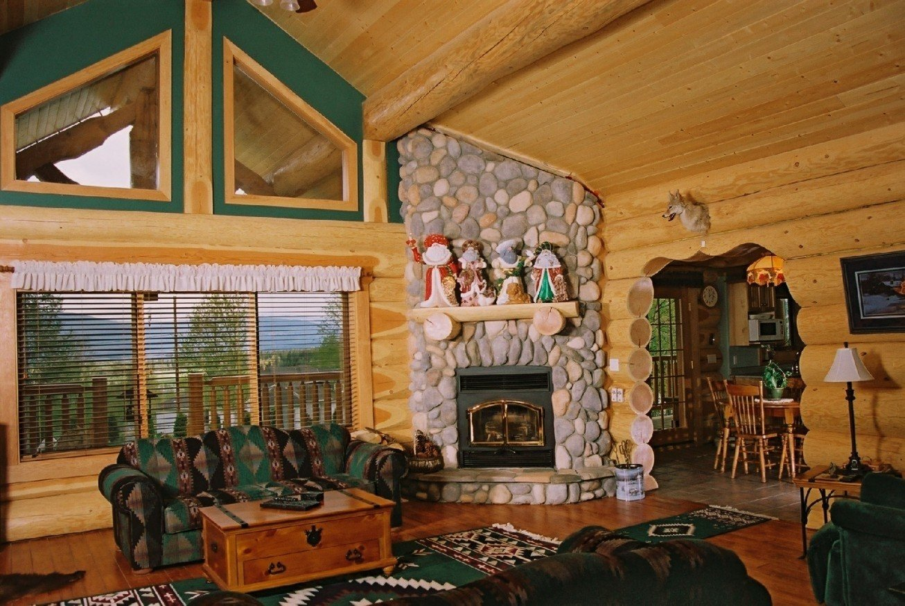 10 Great Log Cabin Decorating Ideas Pictures how to decorate your home with a cabin decor all in home decor ideas 2020