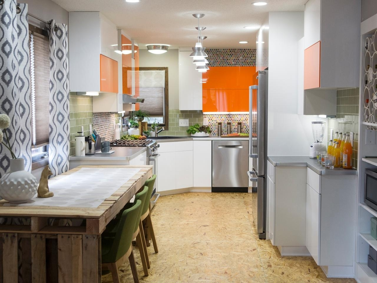 10 Attractive Kitchen Ideas On A Budget %name 2020