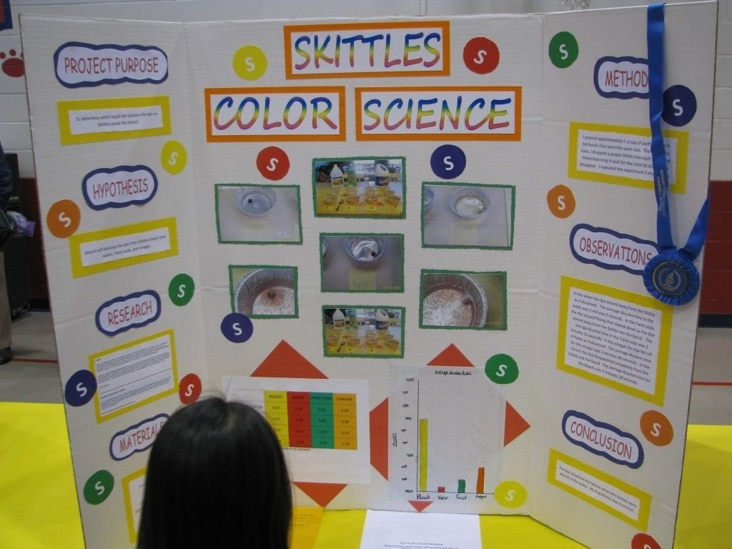 10 Great Science Project Ideas For 3Rd Graders how to do a great elementary science fair project and board layout 48 2020