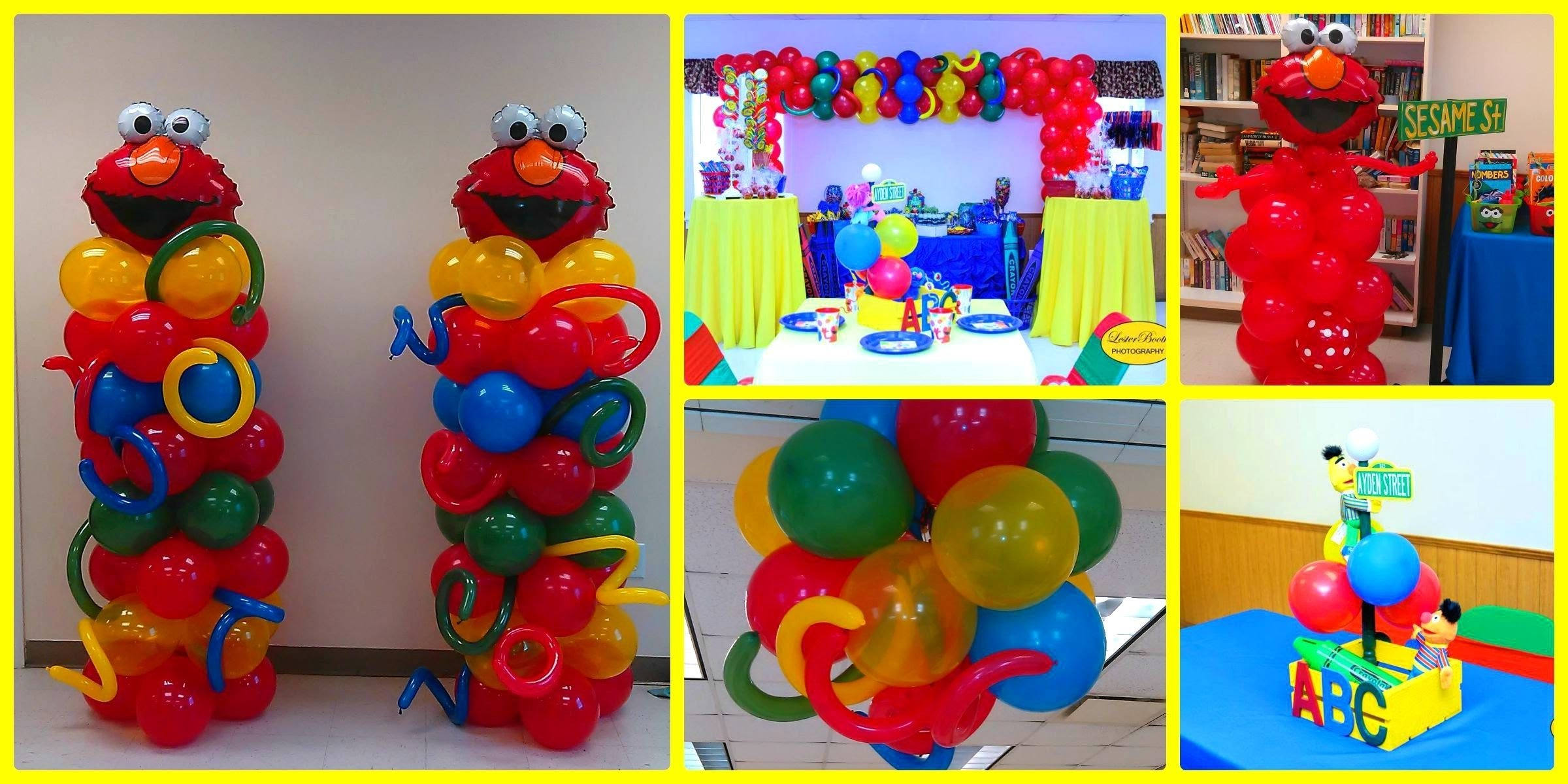 10 Lovely Sesame Street Party Ideas Decorations how to do a sesame street birthday party youtube 3 2020