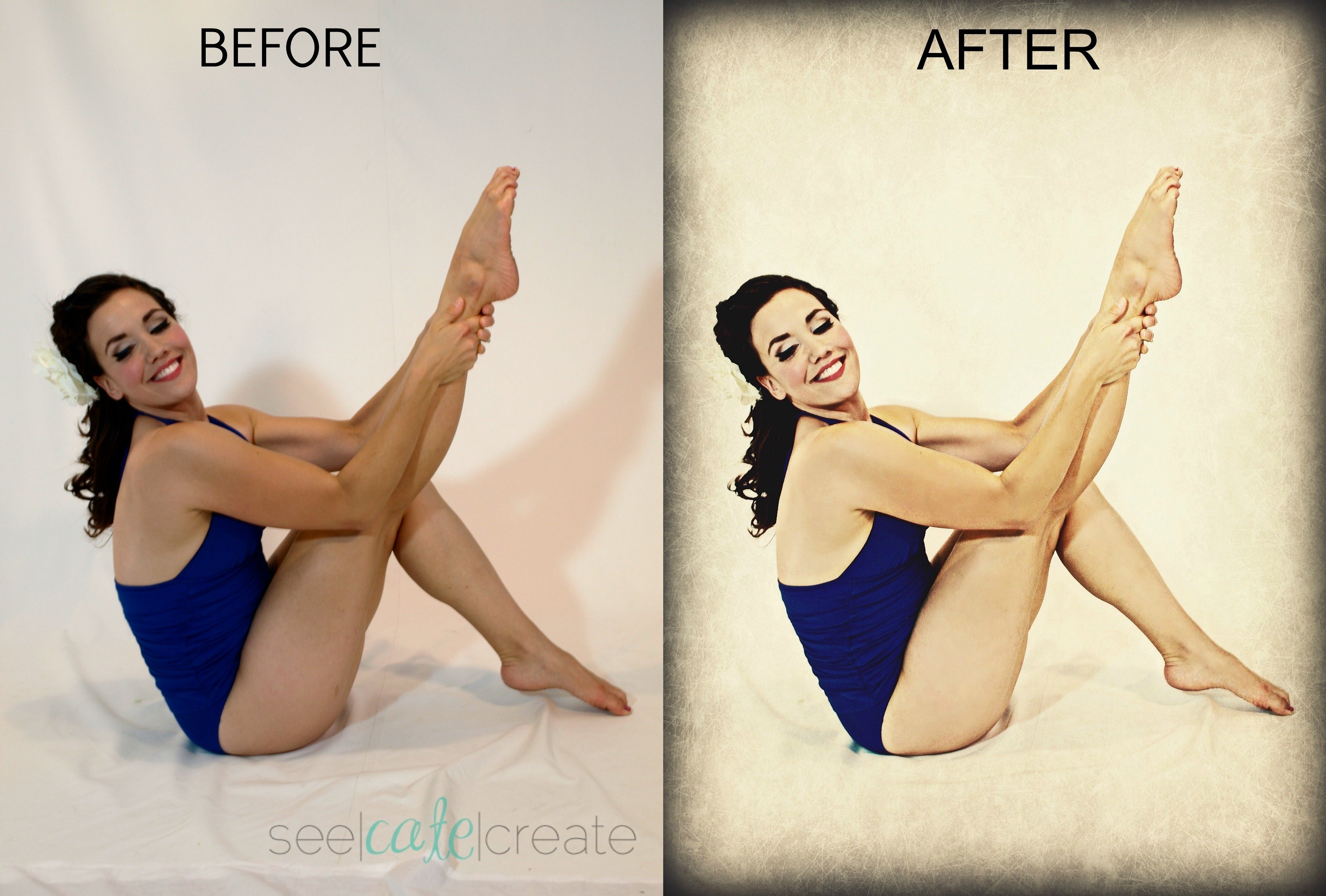 10 Beautiful Pin Up Girl Photoshoot Ideas how to edit pin up poster style photos in picmonkey photo video