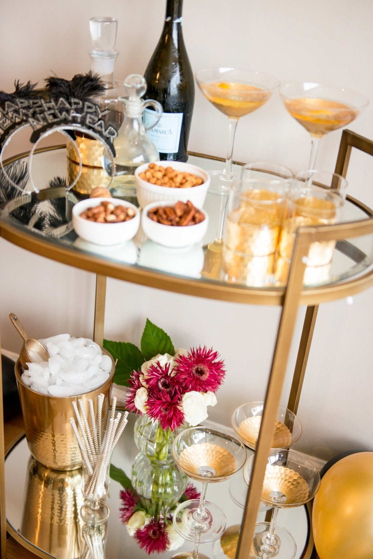 10 Great New Year Party Ideas At Home how to entertain at home for new years eve my style vita 2021
