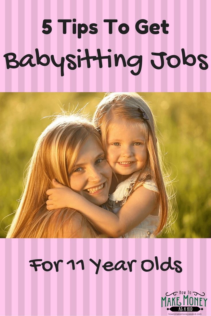 10 Best Job Ideas For 13 Year Olds how to get a babysitting job resume template 2018 2020
