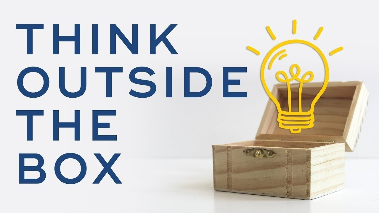 how to get out of the box and generate business ideas - how to