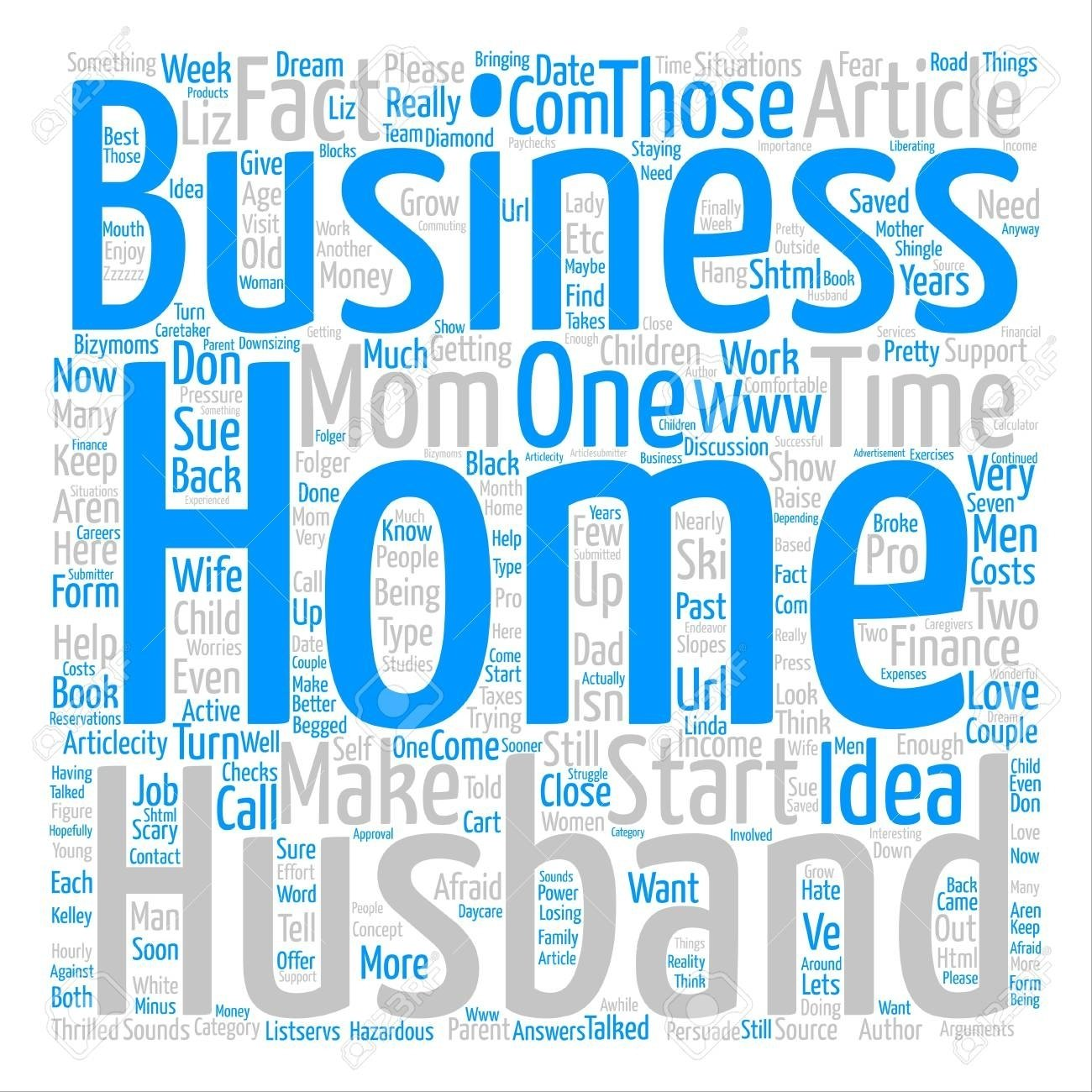 10 Fabulous Husband And Wife Business Ideas how to get your husband to back your home business idea text 2020