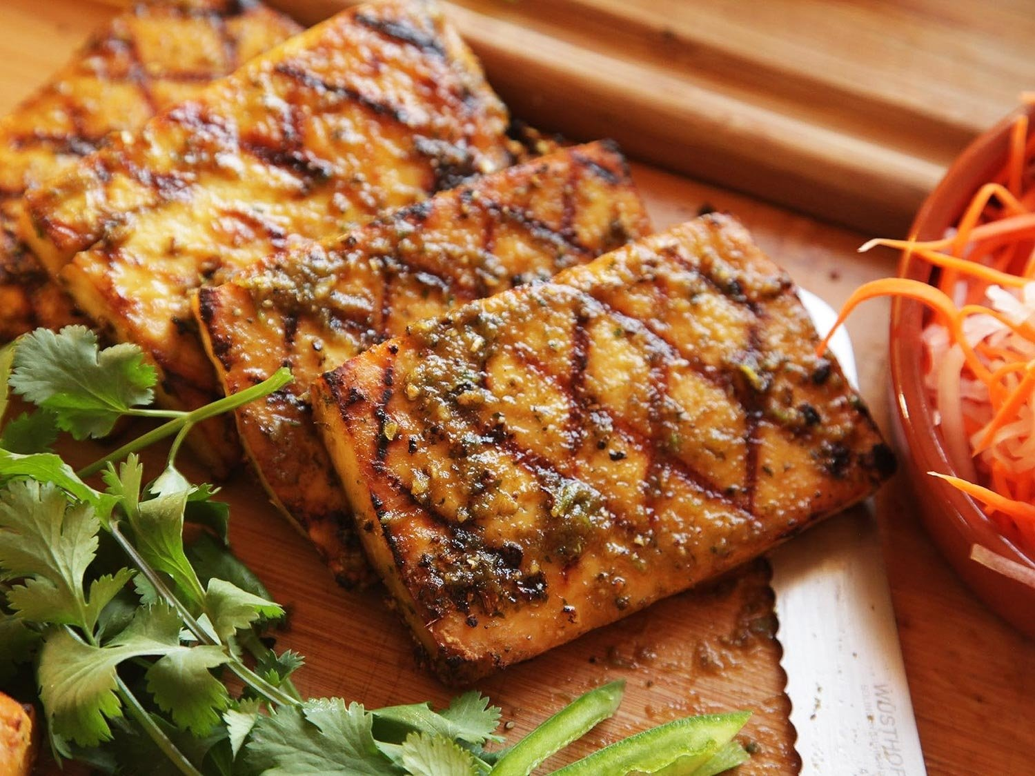 10 Best Dinner Ideas On The Grill how to grill or broil tofu thats really worth eating the food lab 1