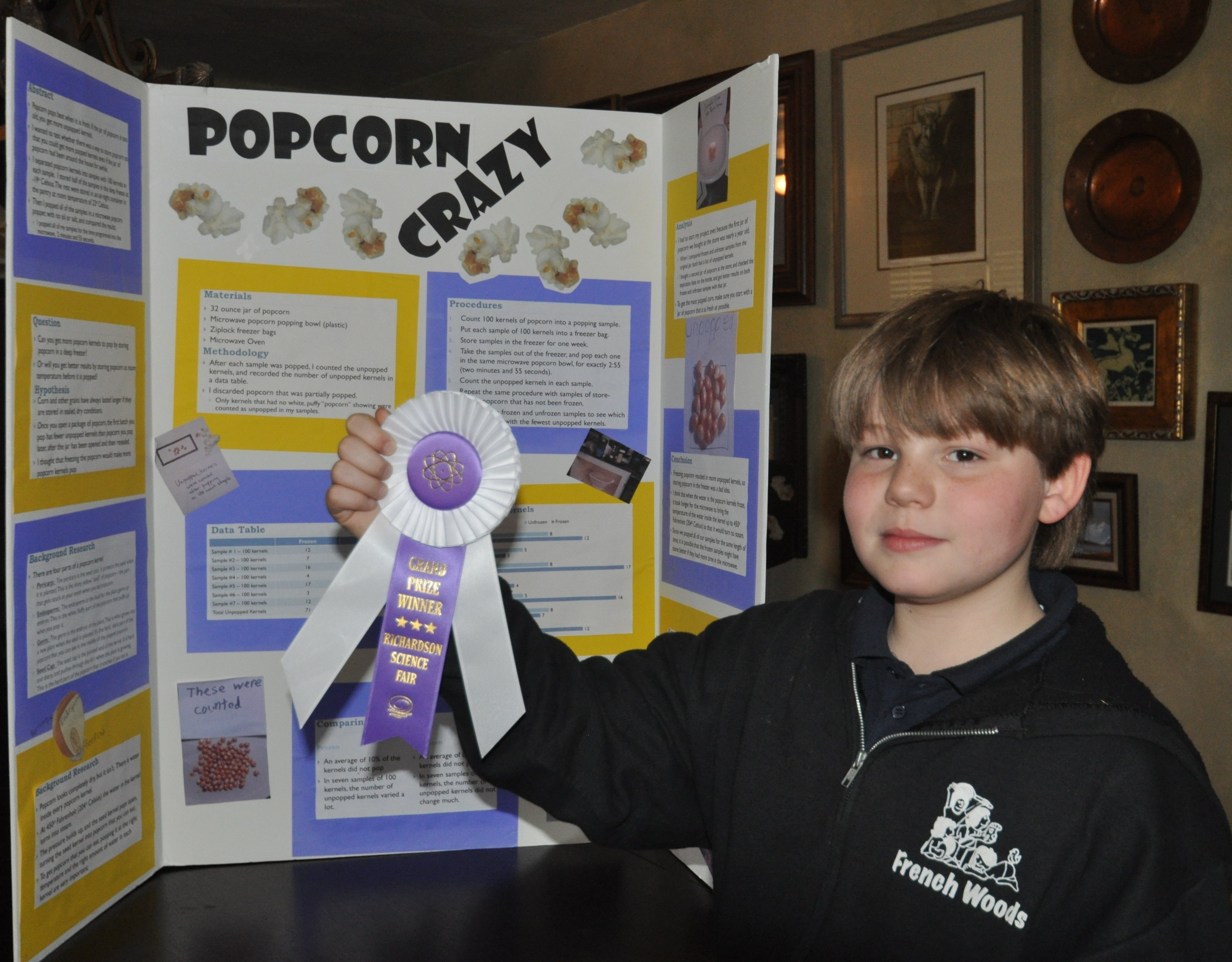 10 Elegant Science Fair Ideas For 5Th Graders how to help your kid win a science fair marketing where technology 12