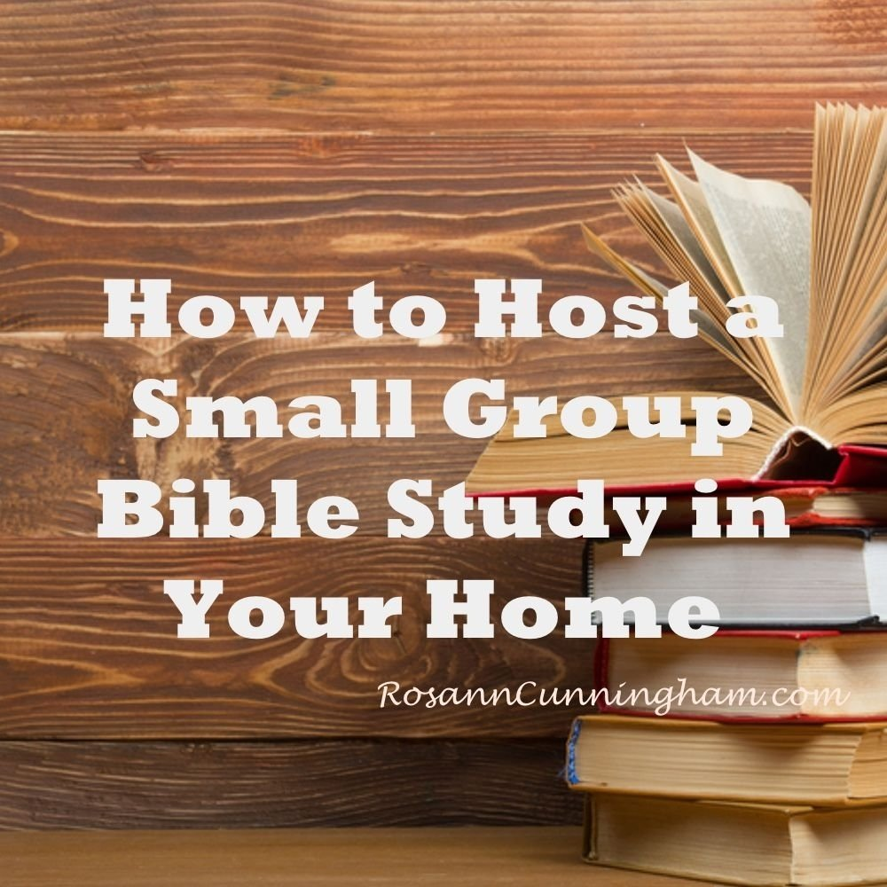 10 Awesome Small Group Bible Study Ideas how to host a small group bible study in your home small group