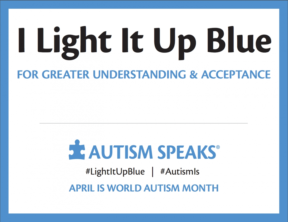10 Perfect Light It Up Blue Ideas how to light it up blue autism speaks 2020