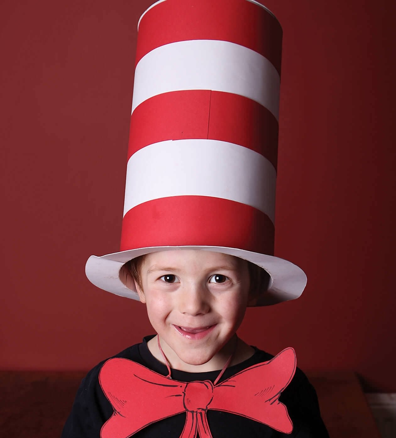 10 Lovable Cat In The Hat Costume Ideas how to make a kids cat in the hat costume with pop up cats