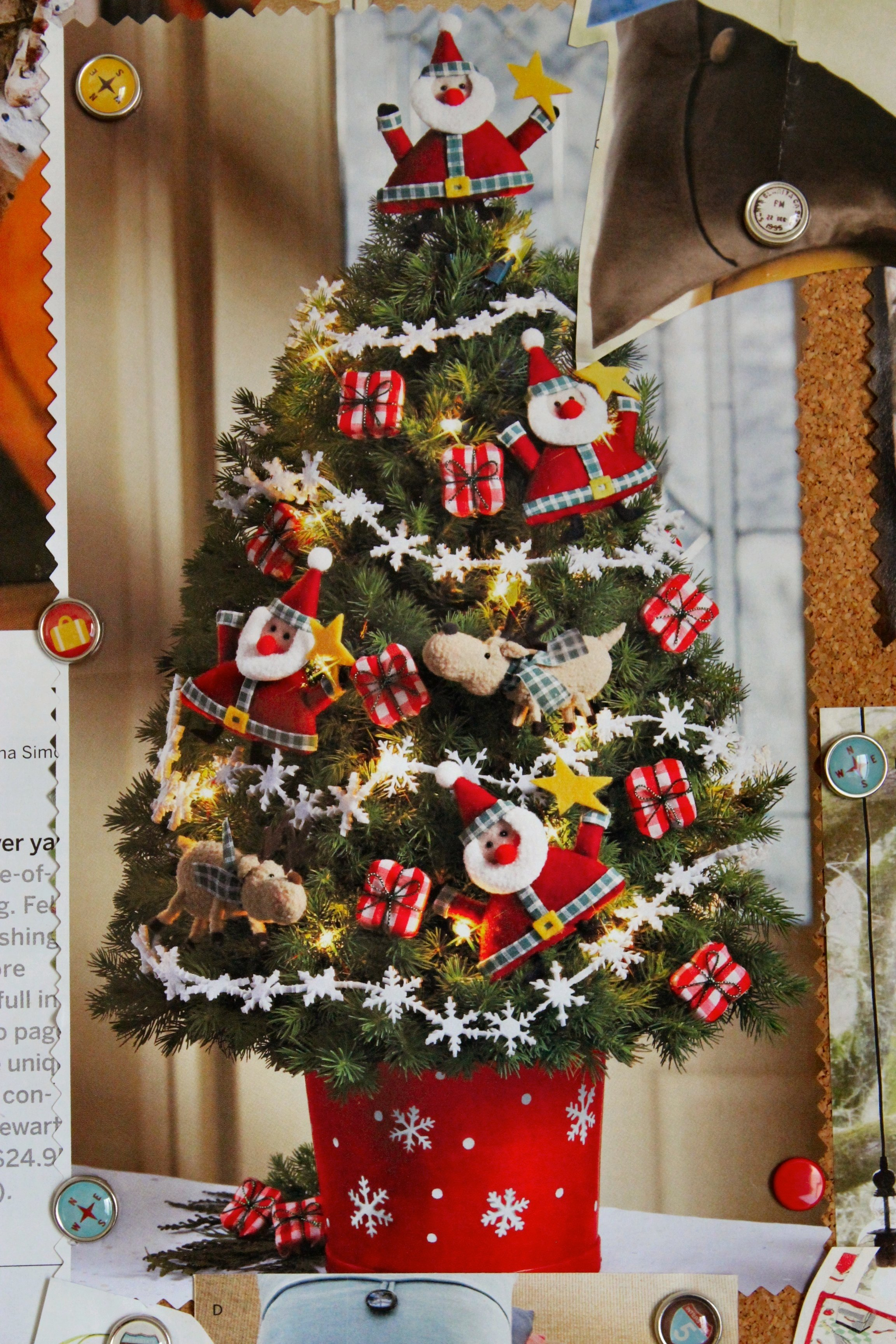 10 Unique Christmas Tree Decorating Ideas For 2012 how to make beautiful christmas tree decorations decoration photo 2020