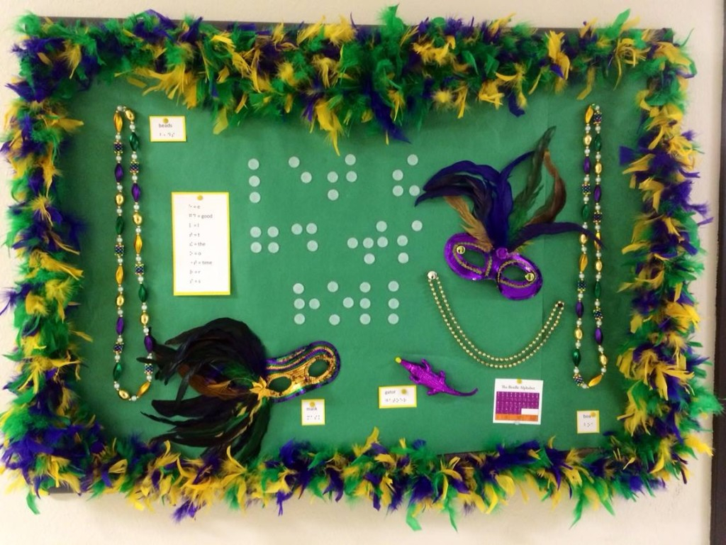 10 Lovely Bulletin Board Ideas For Elementary School how to make bulletin boards accessible to blind students blog on 2020