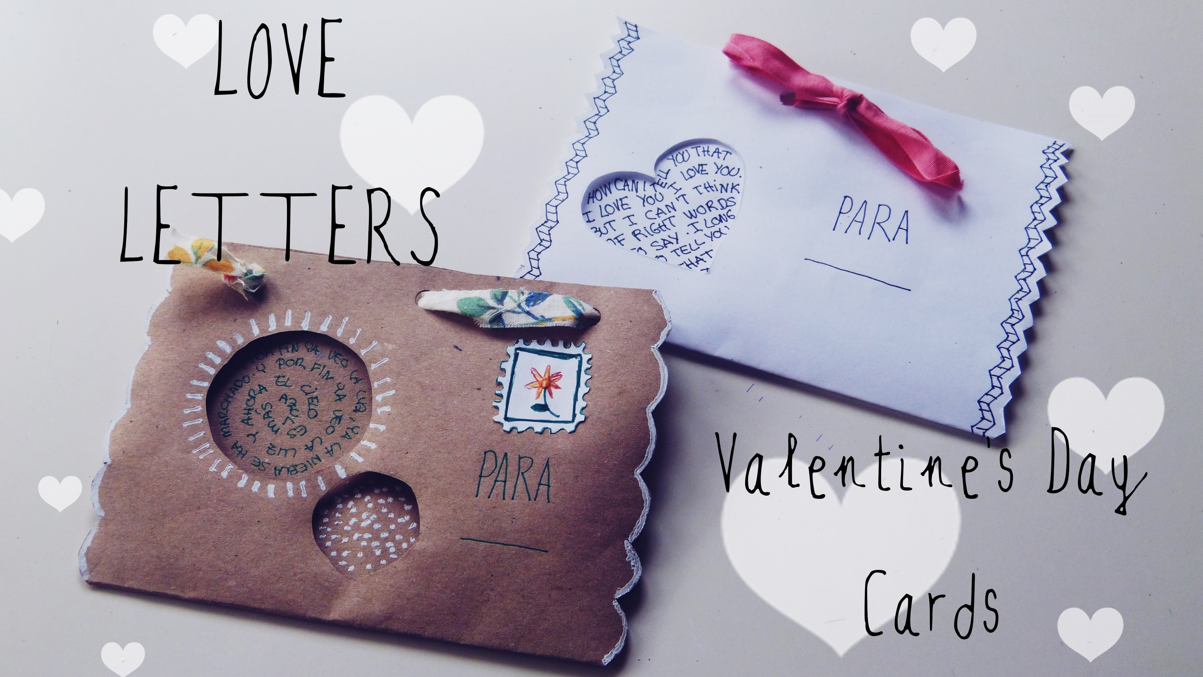 10 Pretty Homemade Card Ideas For Boyfriend