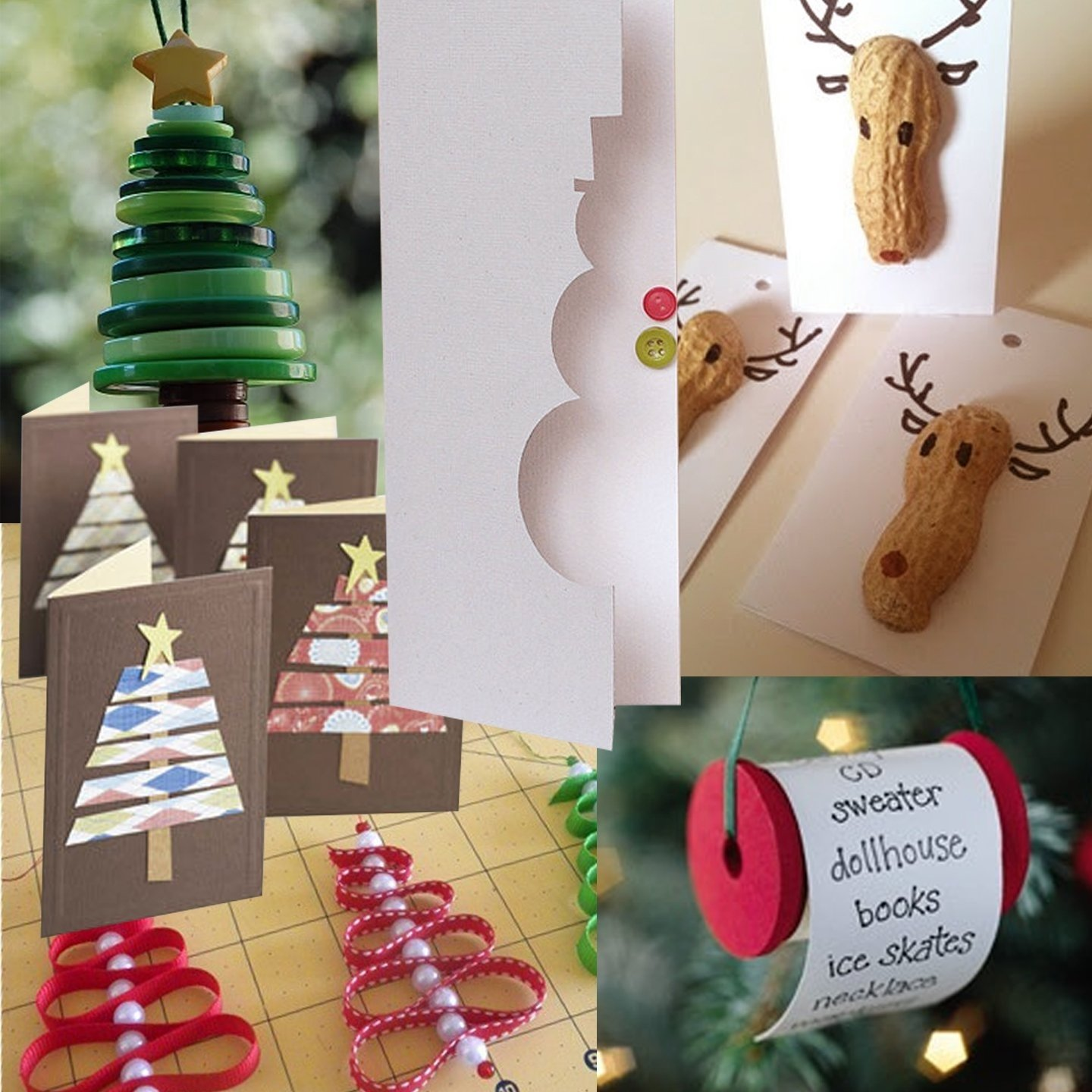 how to make midcentury modern christmas decorations entertaining 10