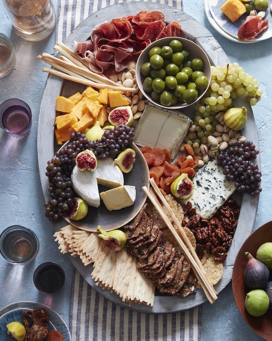 10 Fantastic Cheese And Cracker Tray Ideas how to make the ultimate cheese plate whats gaby cooking