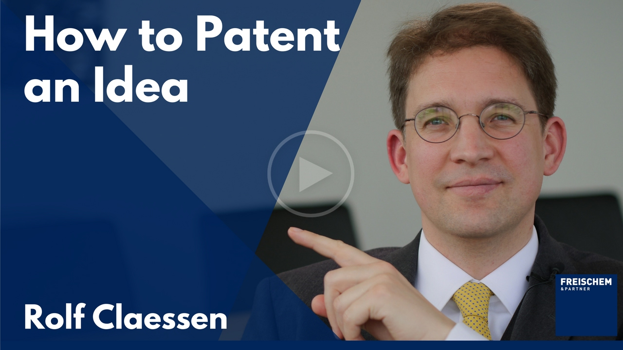 10 Elegant How To Protect An Idea Without A Patent how to patent an idea patent rolfclaessen youtube