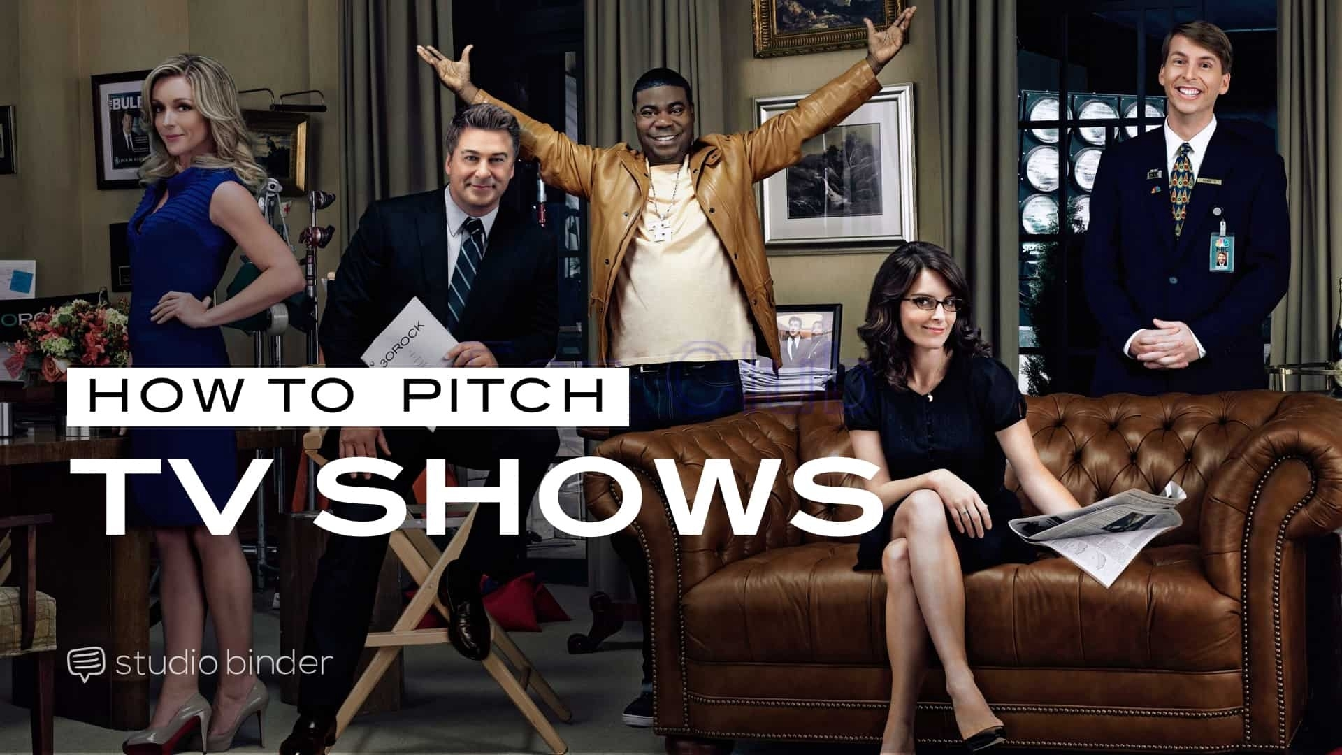 10 Great How To Pitch A Tv Show Idea To A Network %name