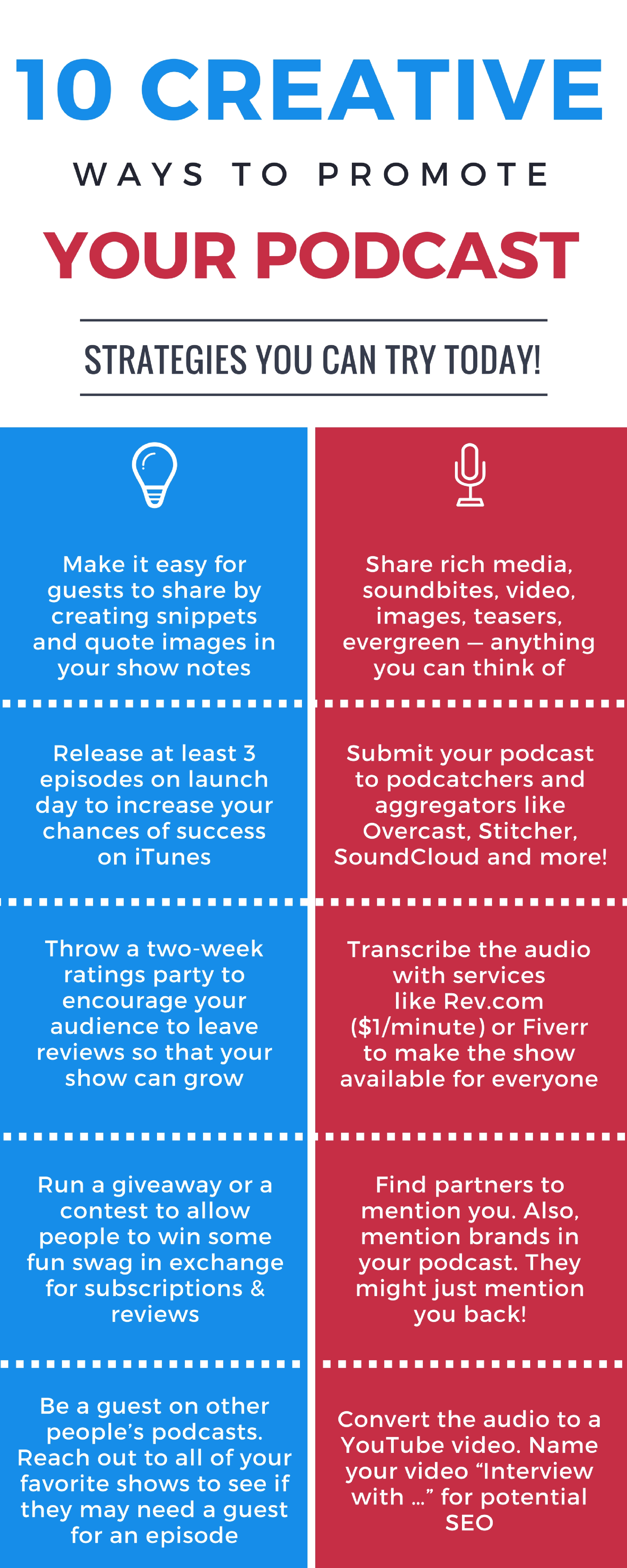 10 Stunning Funny Video Ideas For Youtube how to promote your new podcast 10 effective strategies to try
