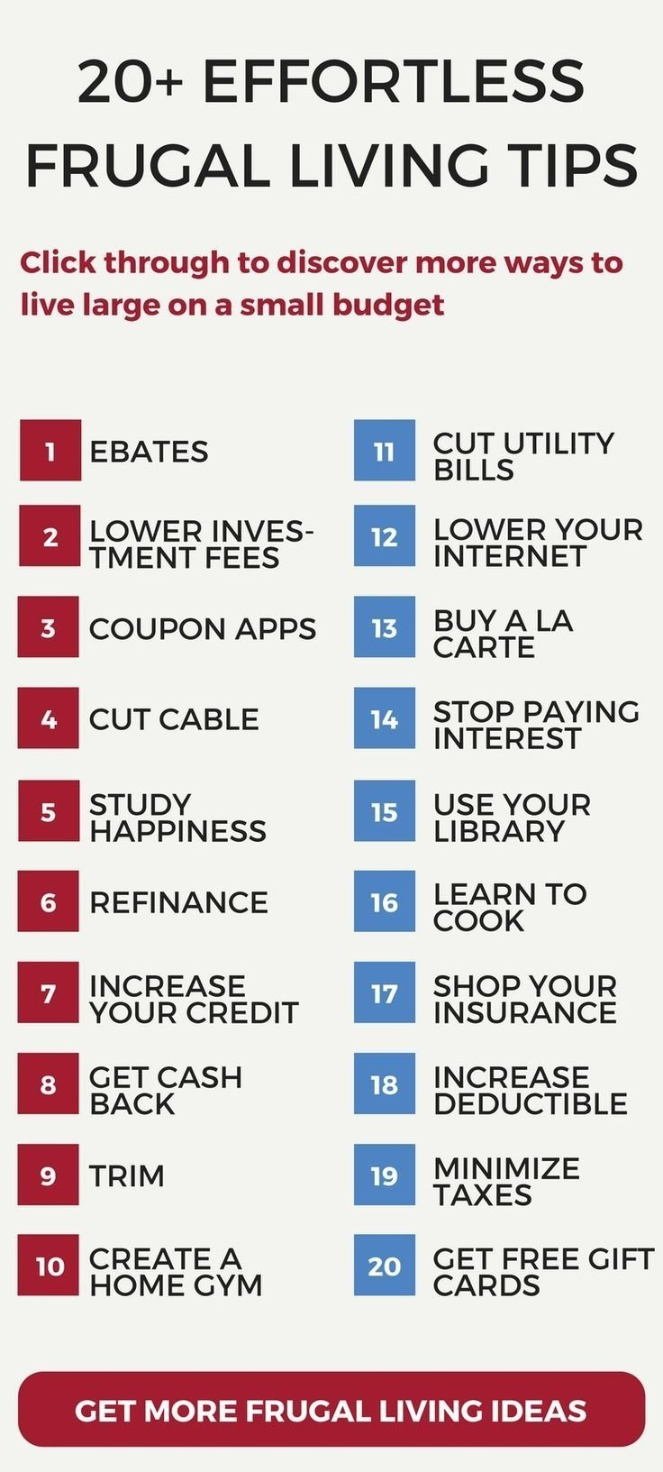 how to save money wisely: 21 super easy ways to save money, fast